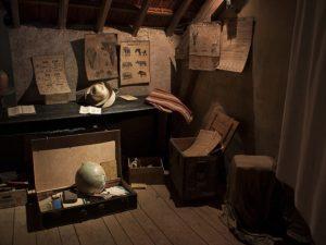 Grenier du Musée Ecole du Grand Meaulnes