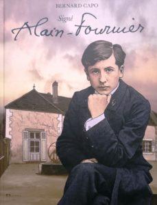 BD signé Alain-Fournier