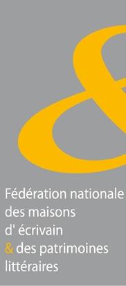 Logo Fédération Nationale des Maisons des Ecrivains