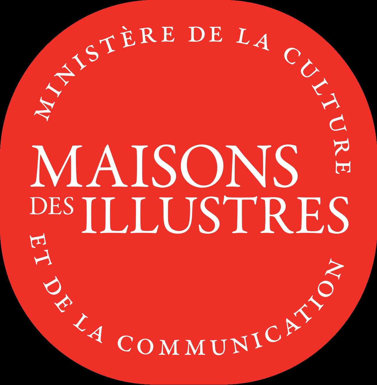 Logo Maisons des Illustres
