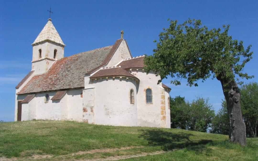 La chapelle Sainte-Agathe