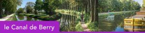 Le Canal de Berry à epineuil-le-Fleuriel